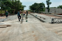progress infrastruktur POJcity tahap 3