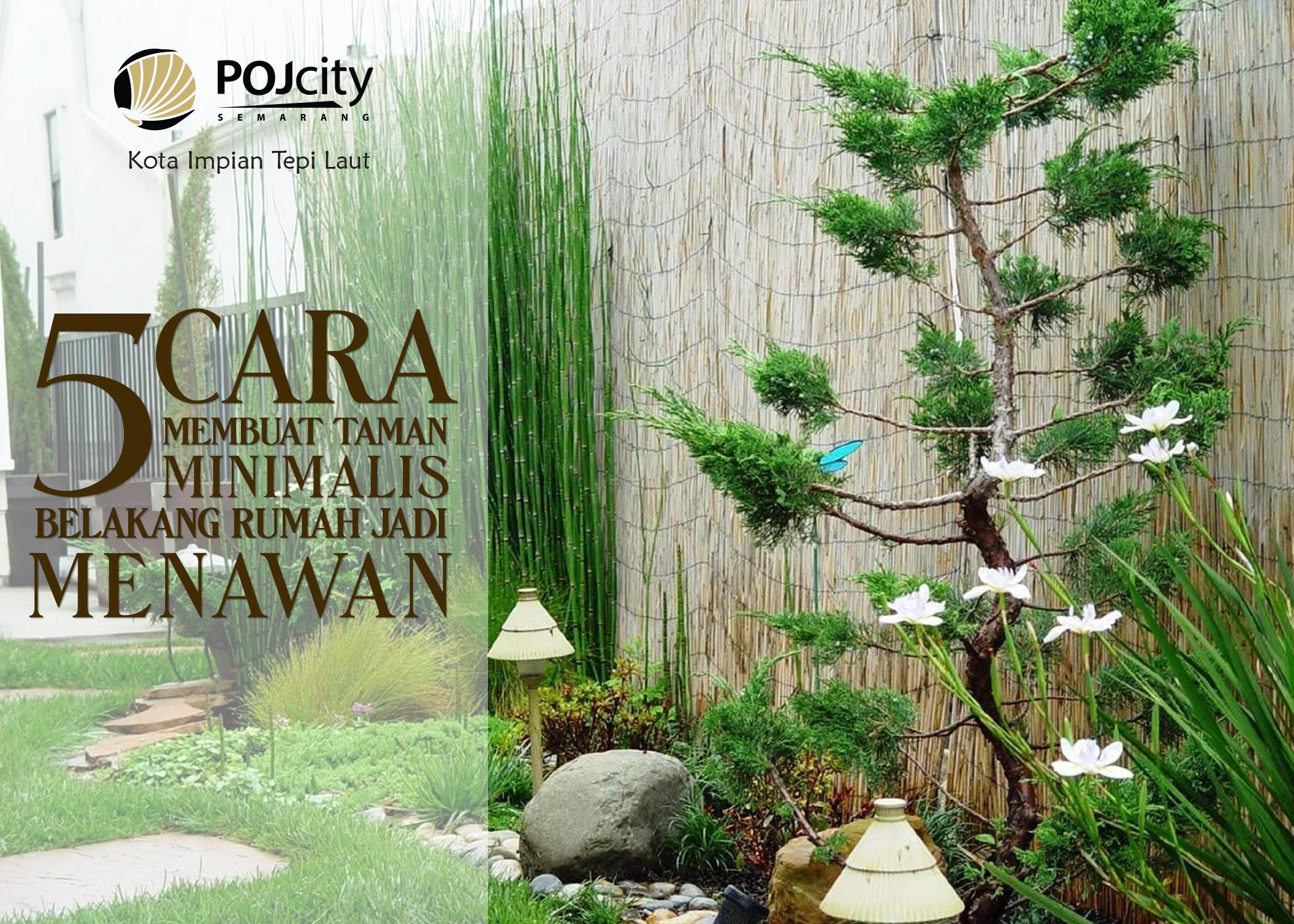 5 Cara Membuat Taman Minimalis Belakang Rumah Jadi Menawan Pearl Of Java Tips membuat taman minimalis